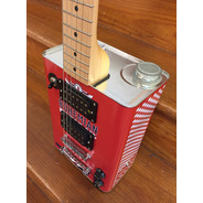 SECONDHAND Bohemian Oil Can Guitar