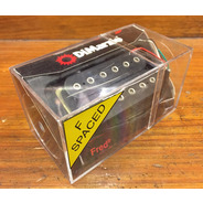 SECONDHAND DiMarzio DP153 Fred Humbucking Pickup, F-Spaced, Black