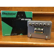 SECONDHAND Blackstar HT Dual Valve distortion pedal