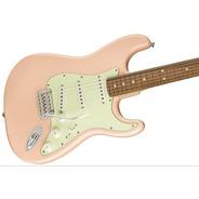 Fender FSR Ltd Ed Player Stratocaster - Shell Pink / Pau Ferro