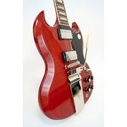 Gibson SG Standard '61 Maestro Vibrola - Vintage Cherry