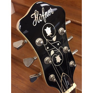 SECONDHAND Hofner Contemporary Series Verythin Semi-Acoustic - Natural