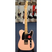 EX-DISPLAY Fender Limited Edition Classic Player Baja Tele - Shell Pink