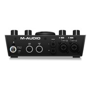 M-Audio AIR 192|6 - 2 In 2 Out USB Audio Interface w/MIDI (2 Mic Input)