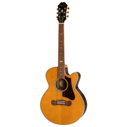 Epiphone EJ-200 Coupe Electro Acoustic Guitar