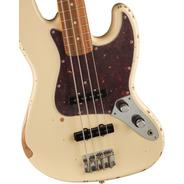 Fender Limited Edition Road Worn 60th Anniversary Jazz Bass