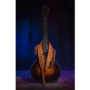 """Fender 2.5"""" Suede Fringe Guitar Strap"""